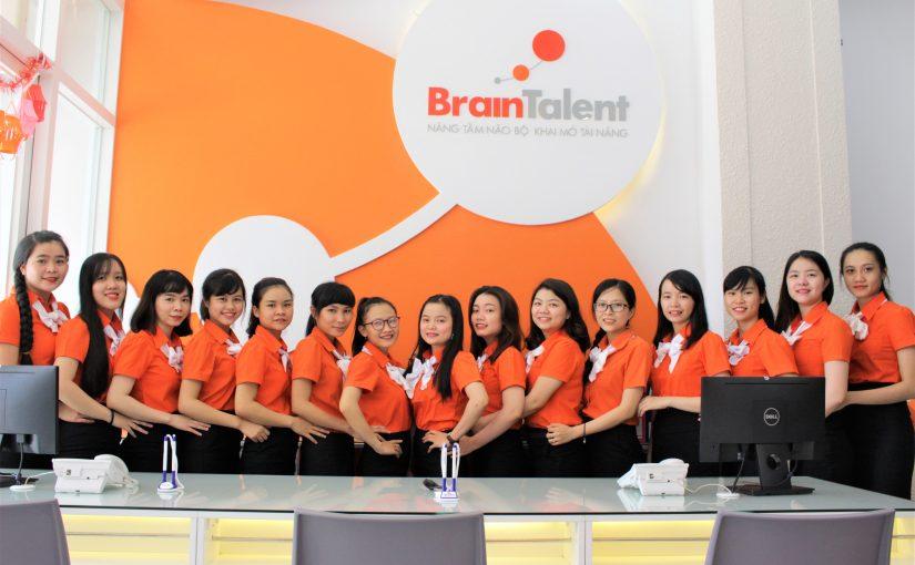 Chương trình học Toán tại BrainTalent có các cấp độ khác nhau