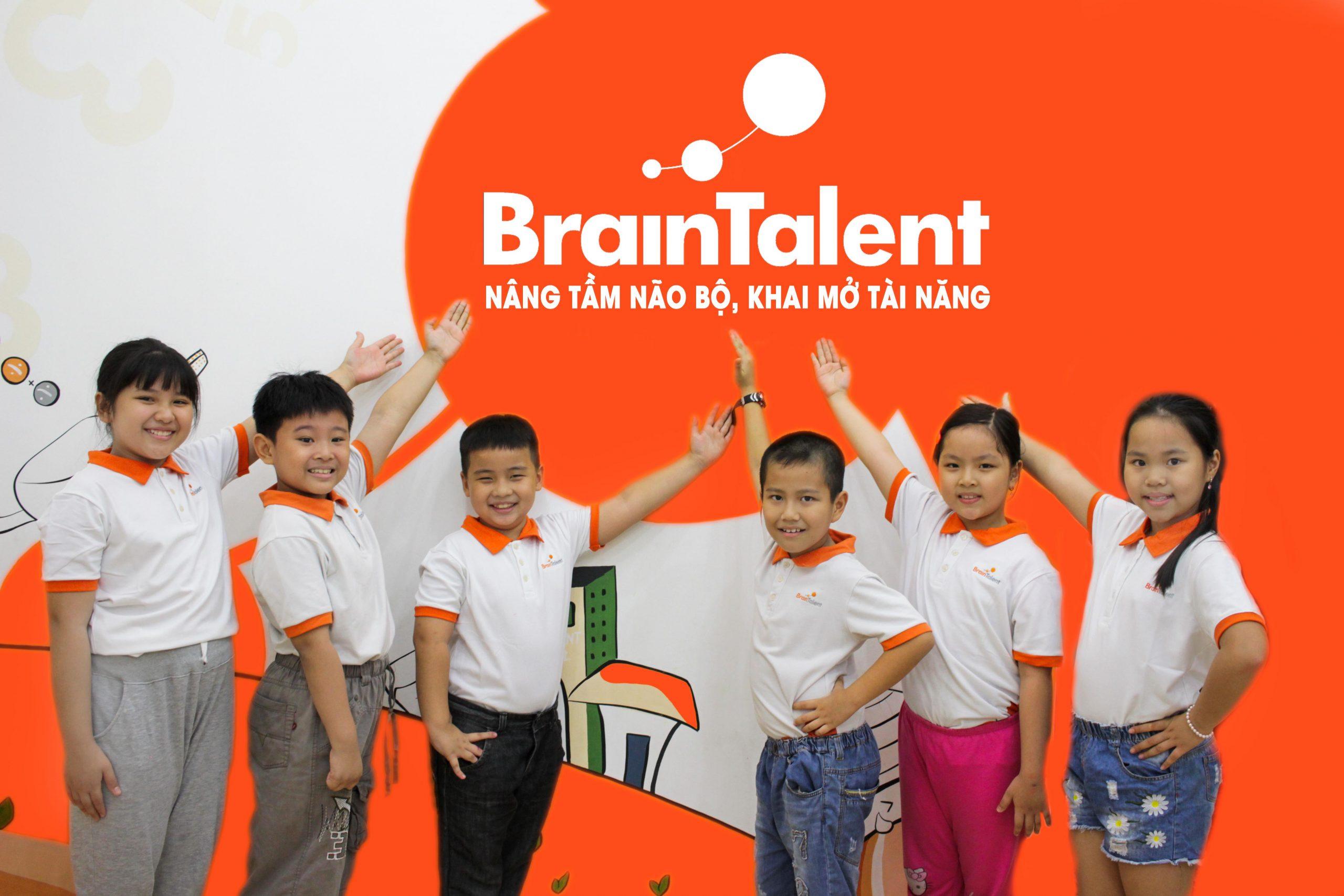 Toán phát triển trí tuệ BrainTalent