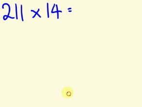 Ví dụ minh hoạ cho phương pháp nhân số có 3 chữ số với 2 chữ số