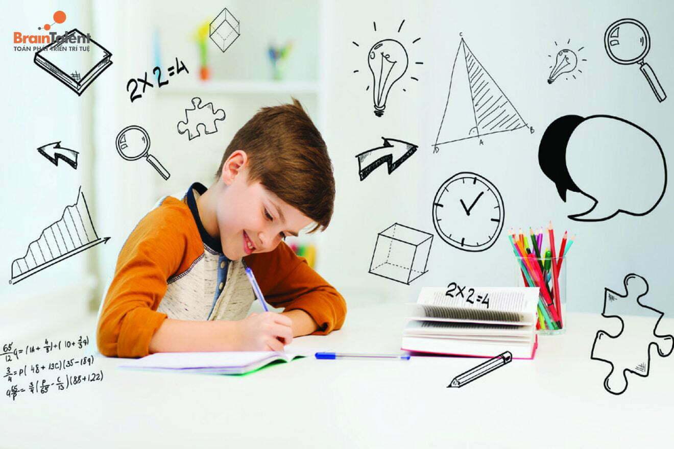 đặc điểm tư duy của học sinh tiểu học