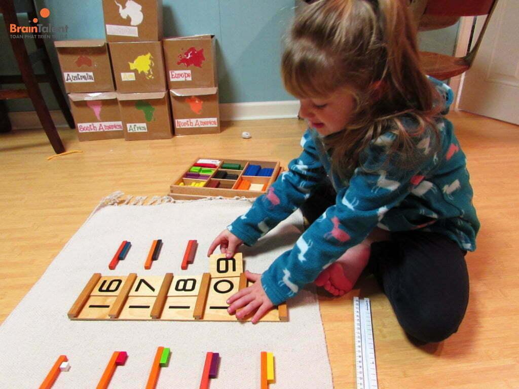 bài tập toán cho trẻ 5 tuổi