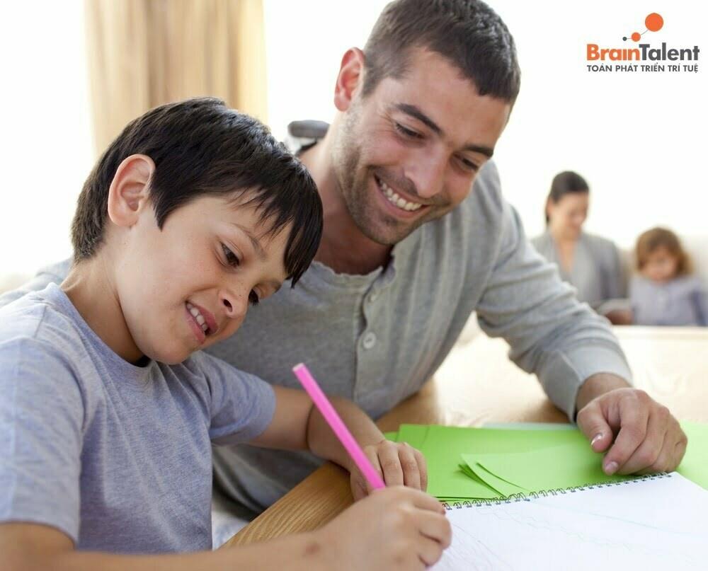 Giai đoạn áp dụng kiến thức đã học của trẻ