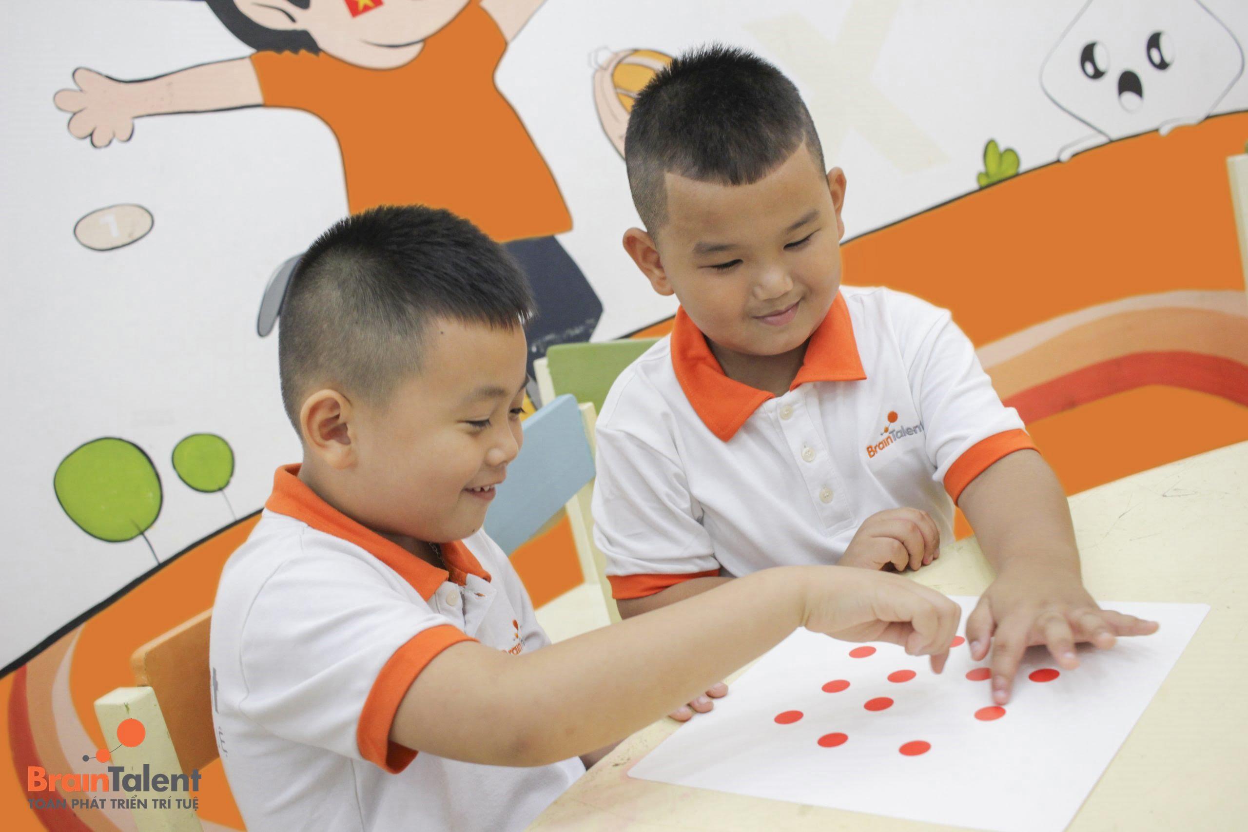 Ba mẹ có nên cho con học tư duy toán hay không?